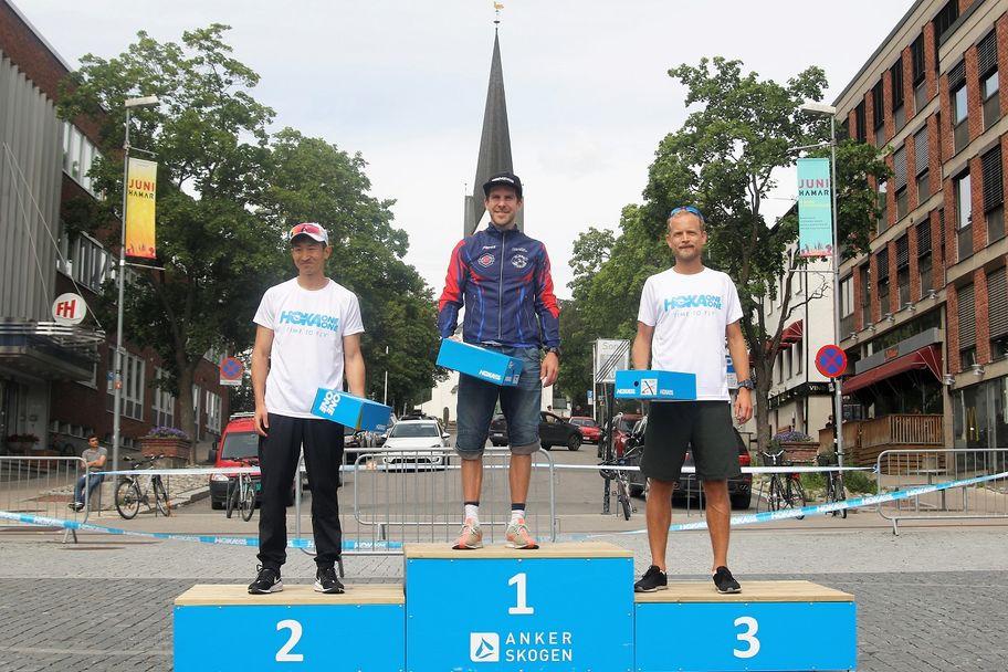 Maraton_menn_tre_beste