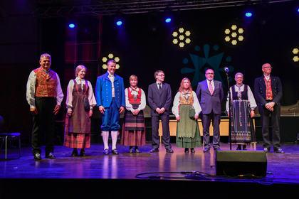 Hovudkomiteen på Meisterkonsert