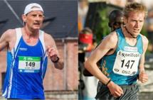 Artikkelforfatteren har ikke annet til felles med Marius Bakken enn etternavnet, men har søkt ny inspirasjon hos forbildet i maratontreningen sin. (Foto: Tomasz Koryl/Per Inge Østmoen)