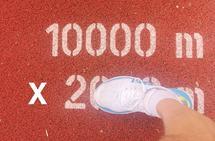 Løping kan også bli mye matematikk!