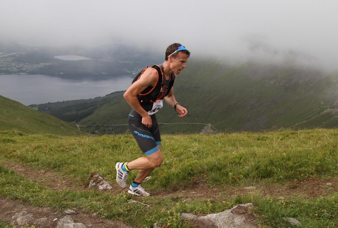 Johan Bugge fra Eidsvåg med nok en seier på et motbakkeløp