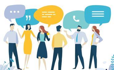 Diskutere ledelse