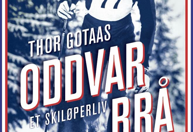 Oddvar Brå - et skiløperliv - coverbildebok av Thor Gotaas.jpg
