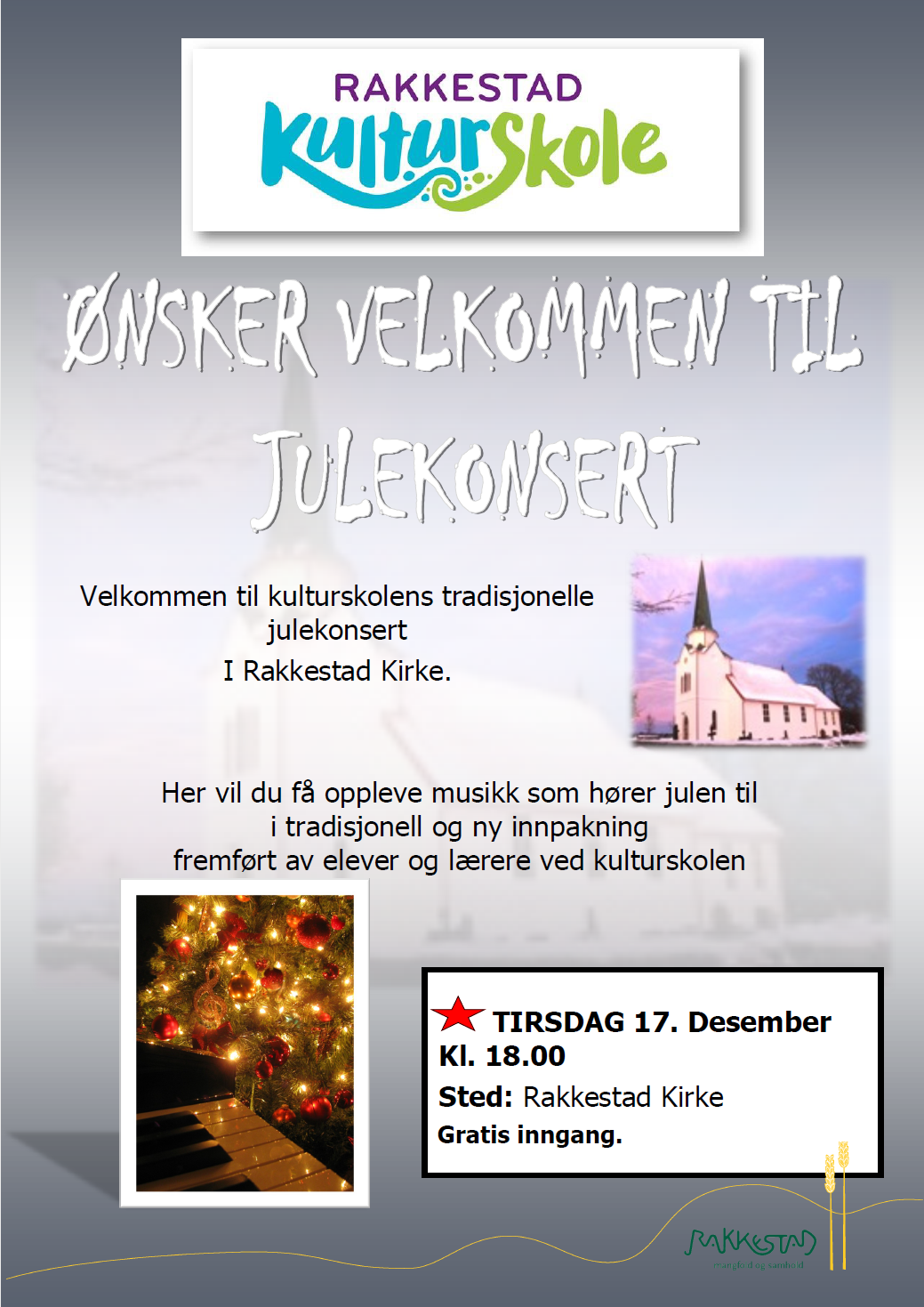 Plakat julekonsert - Rakkestad Kulturskole i Rakkestad kirke 171219.png