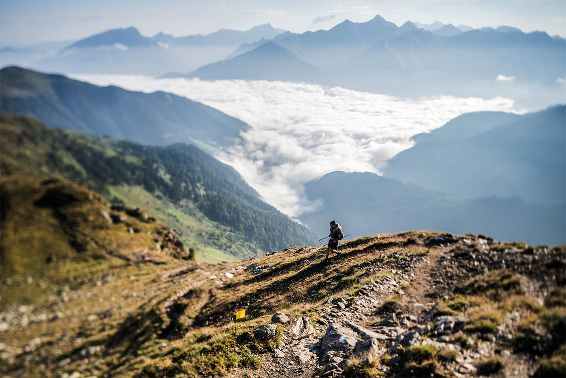 Veien fra idyll til tragedie kan være skremmende kort. (Foto: Südtirol Ultra Skyrace / Harald Wisthaler)