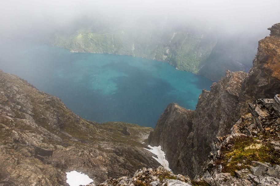 Utsikt ned i Sunnylvsfjorden fra den nevnte ryggen_Foto_Arrangor