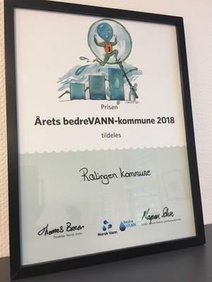 Pris bedreVann-kommune
