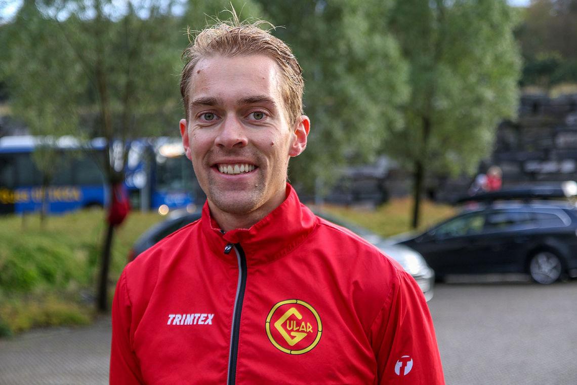 Ivar Stefansson fra Gular har nå løyperekorden i Åsane Løpskarusell