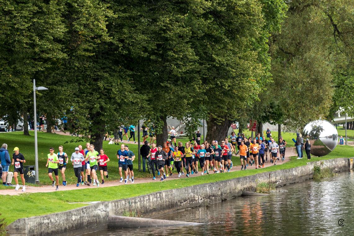Drammensmaraton skulle etter planen i år arrangeres for 40. gang. Det blir det ikke noe av. (Foto: Sylvain Cavatz)