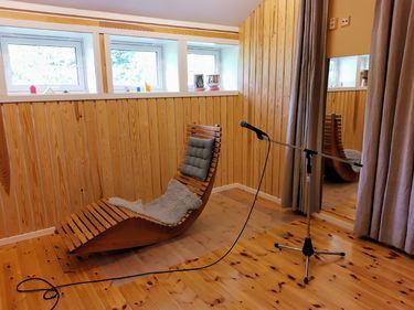 Musikkrommet i Melhus Sansesenter