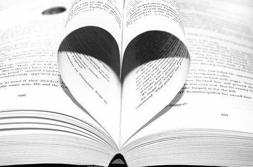 bok hjerte