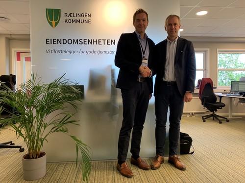 Avtaleinngåelse Ravinen kultur- og familiesenter Rælingen kommune og Backe Romerike