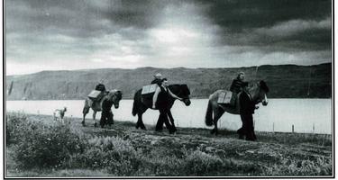 CARE Båtsfjord 1946