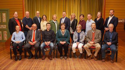 Kommunestyret 2019-23