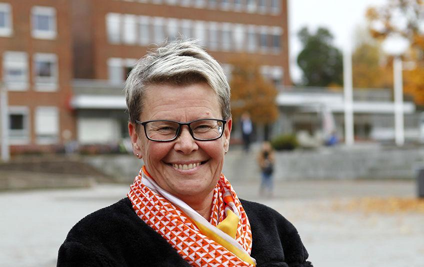 Rådmann Gro Herheim