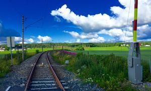 Jernbaneovergangen ved gml Teglverket Foto Helge Oliversen.jpg