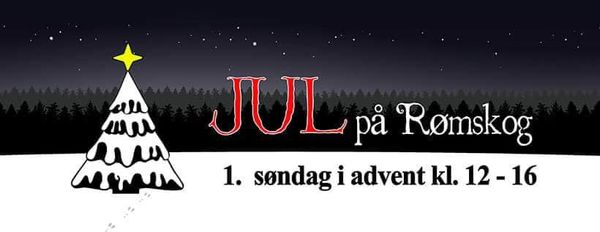 Logo - jul på rømskog