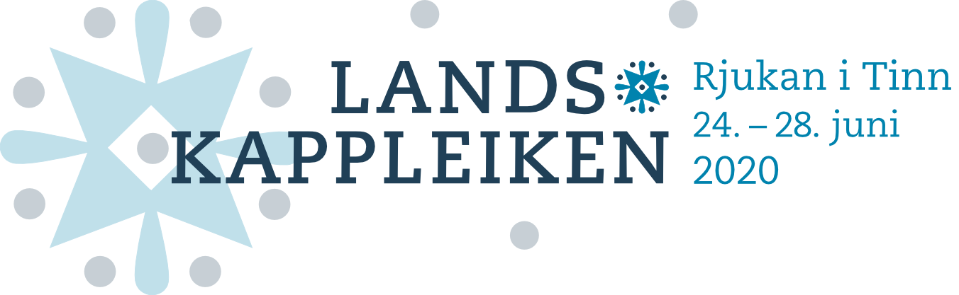 Landskappleiken logo