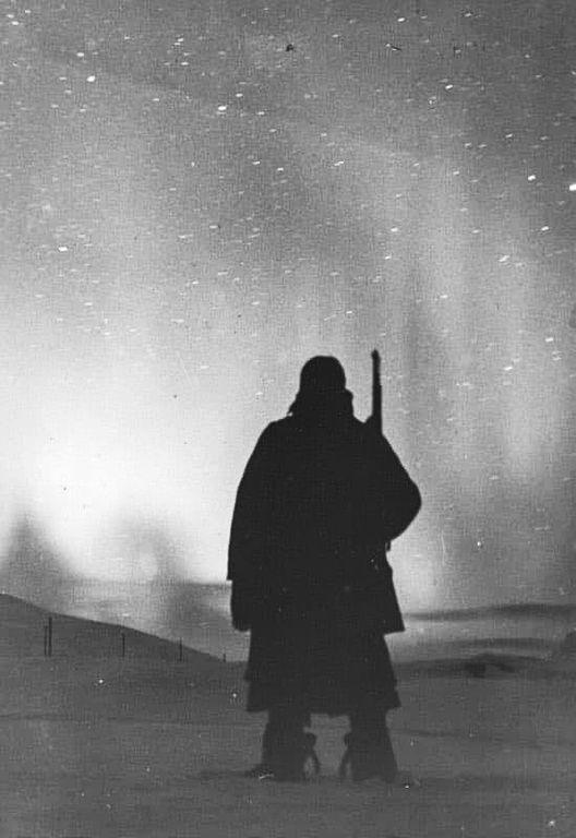 Soldat i mørketida
