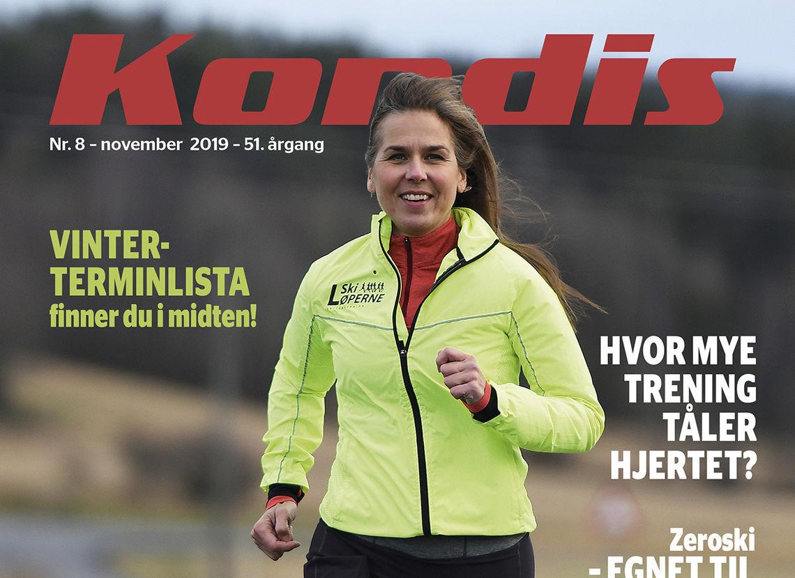 Janicke Bråthe setter seg høye mål og gjør det som trengs for å nå dem. (Foto: Bjørn Johannessen)