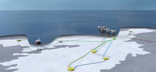 Johan Sverdrup Field Development crop