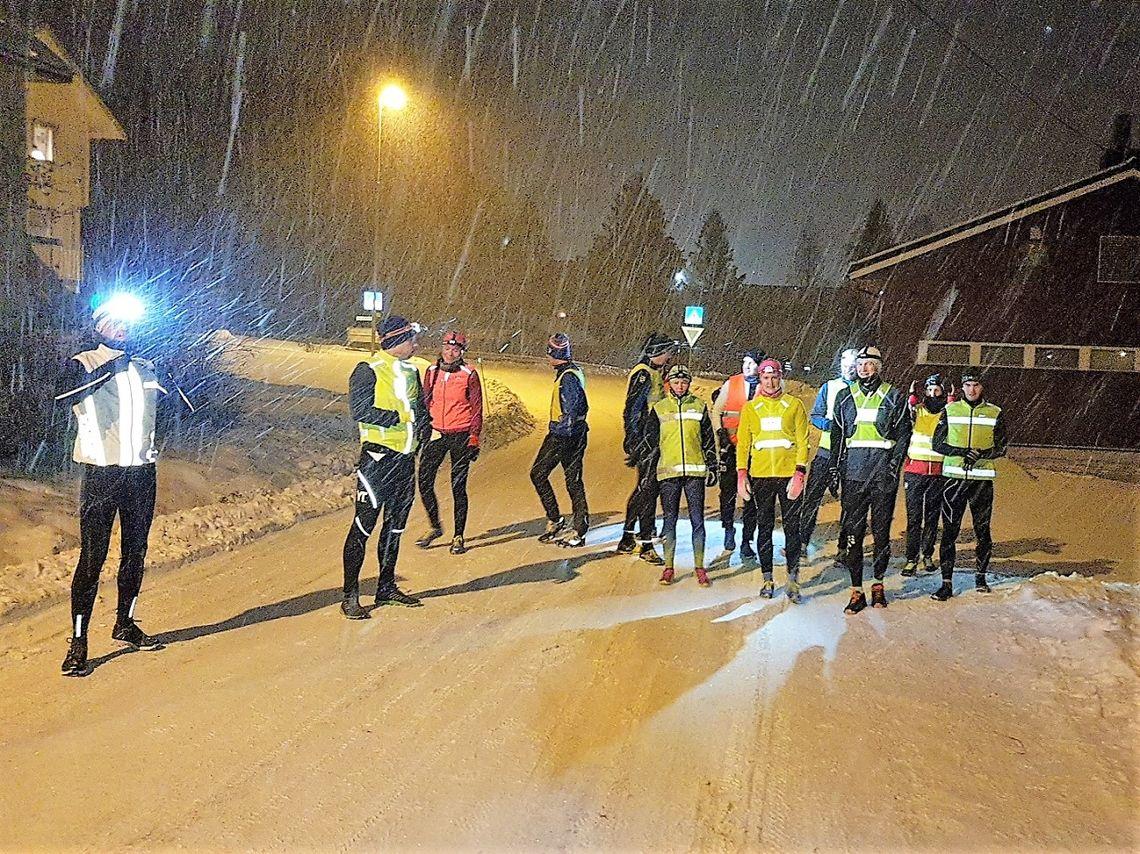 Blir det ruksevær i sesongstarten i Snøkuten som i desember-løpet i fjor? (Foto: Sten Arne Negård)