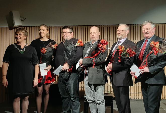 Norgesmestere 2019 og ordfører KF