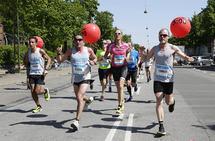 Enten en sikter seg inn mot et bestemt tidsmål eller har som mål å fullføre, kan det være fint å vite at en er godt forberedt når maratondagen kommer. (Foto: Per Inge Østmoen)