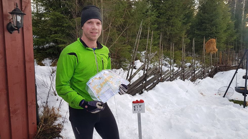Klar seier til Lars Sandstad Skjeset i Stornissel¢ypa
