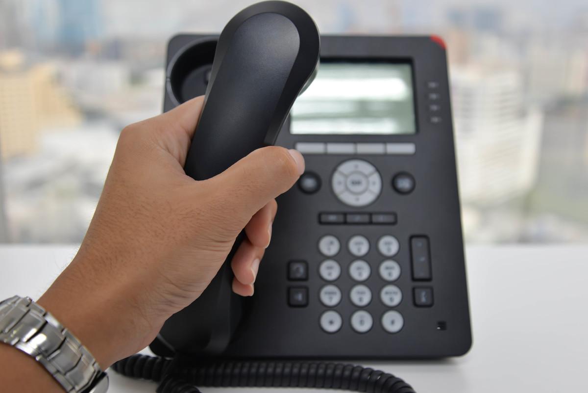 Kontortelefon