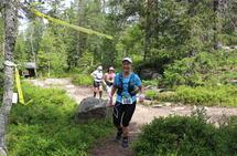 Mange drømmer om å løpe et ultraløp, men er usikker på om de er godt nok trent. De aller fleste som prøver klarer det fint. (Foto: Håkon Rekstad)