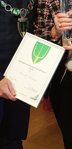Norvald Aasheims Frivillghetspris
