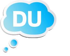 Logo for DU-kurset i Rakkestad kommune