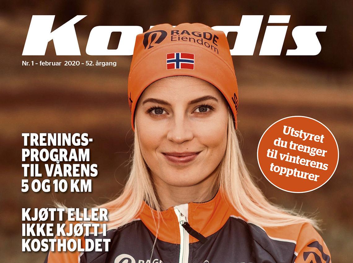 Thea Krokan Murud har takla overgangen fra tradisjonelt langrenn til langløp og Ski Classics-deltakelse fint. (Foto: Børre E. Helgerud)