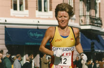 Ingrid Kristiansens 2.21.06 på maraton stod som verdensrekord i 13 år, og som norgesrekord fyller den snart 35 år. (Foto: Bjørn Johannessen)