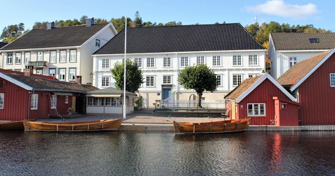Tollboden Hotell og Restaurant_