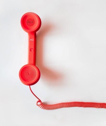 Illustrasjonsbilde, vakttelefon