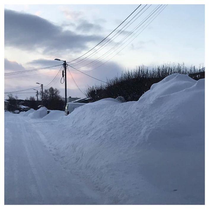 Privat snødumping
