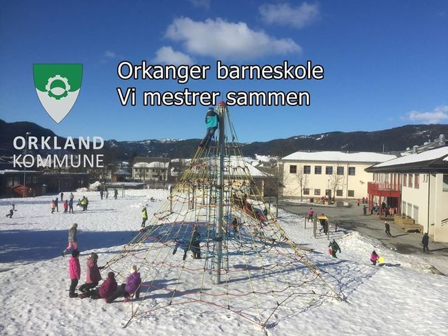 Orkanger barneskole