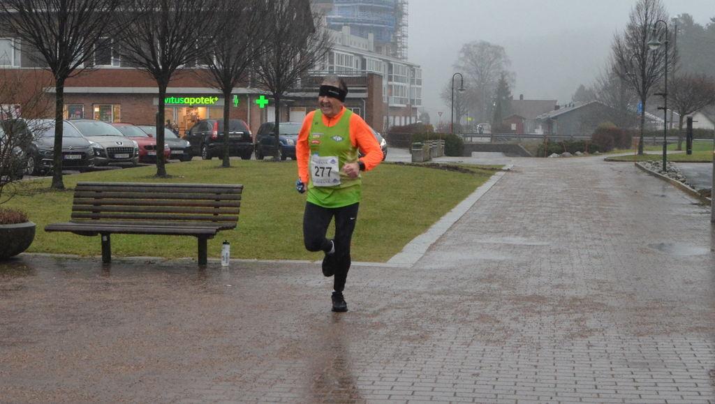 Guy Le Gall mot mål på den korte distansen. Foto: Ivar Gogstad.