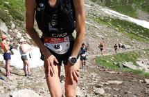 Er det forsvarlig å løpe lange distanser etter hofteoperasjon? (Illustrasjonsfoto: Runar Gilberg)