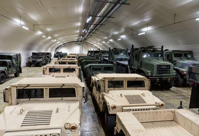 Militært materiell