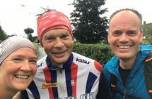 Anne-Lise Katle (f.v), Trygve Gillebo og Ole Martin Semb