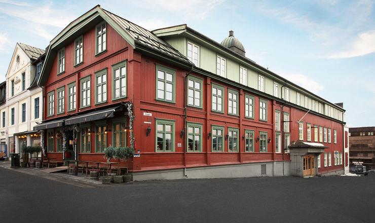 Scandic-Victoria-Lillehammer-Facade