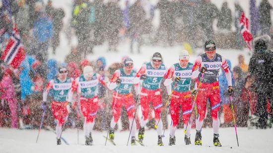 norsk dominans i Ski Tour