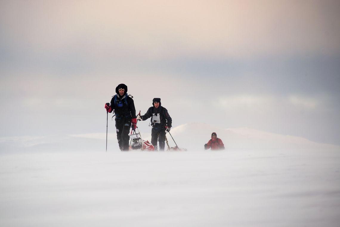 Hardangervidda en måned Åsnes