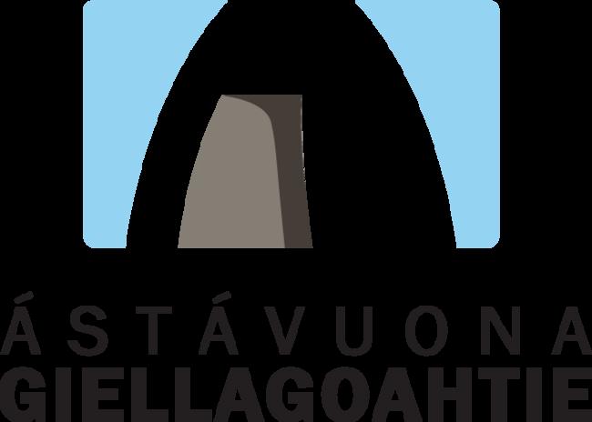 Ástávuona Giellagoađi logo