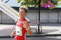 Nina Wavik Ytterstad har trent etter Marius Bakkens 100 day Marathon Plan til alle sine 20 maratonløp. I denne artikkelen forteller hun om hvordan programmet er bygd opp, og hun gir smakebiter på innholdet. (Foto: Runar Gilberg)