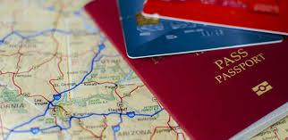 pass, grensepassering