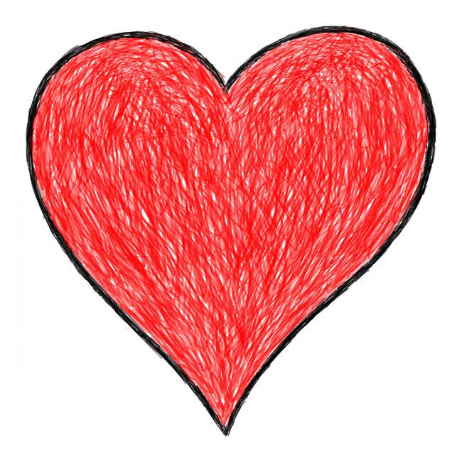 Hjertetegning